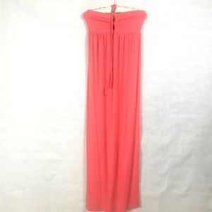 NWT - Tart Collection Maxi Dress Coral Size Small